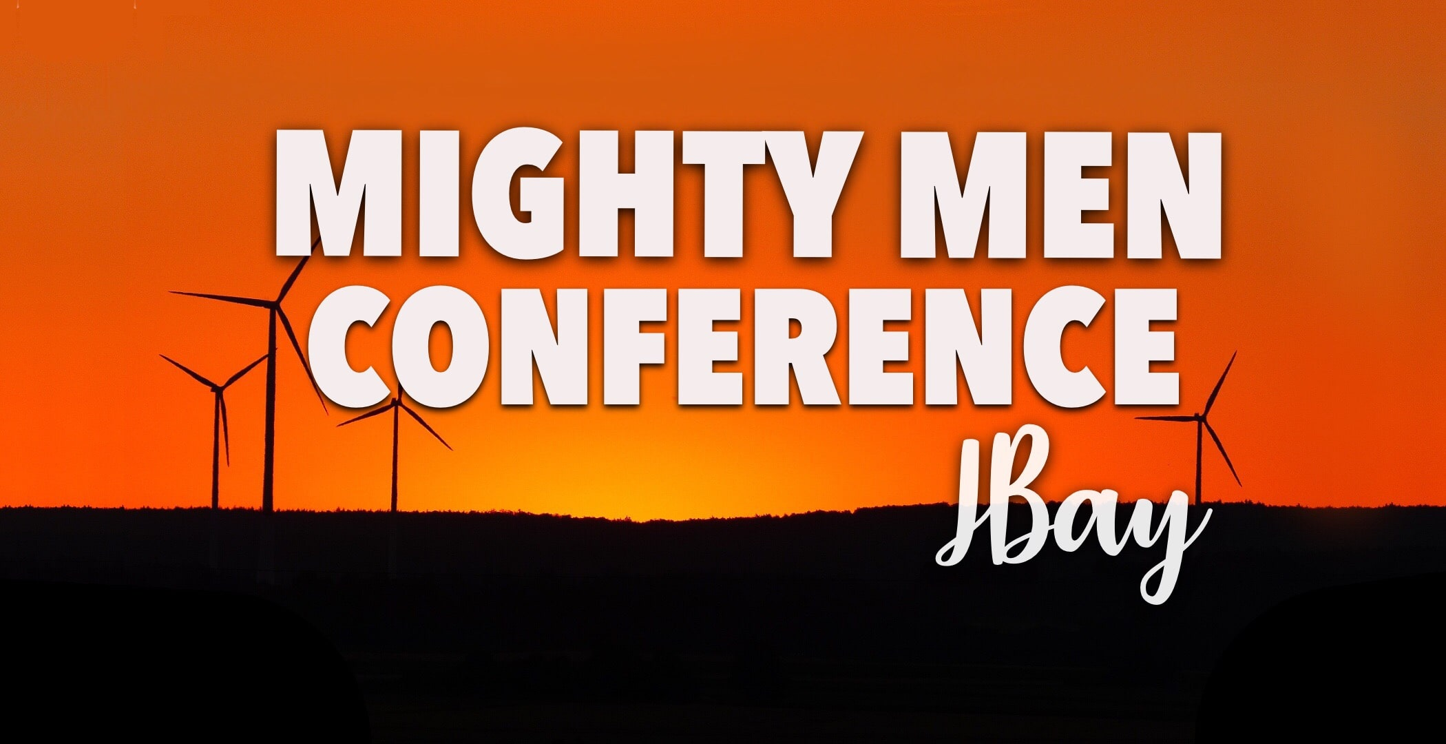 Mighty Men Conference Jbay