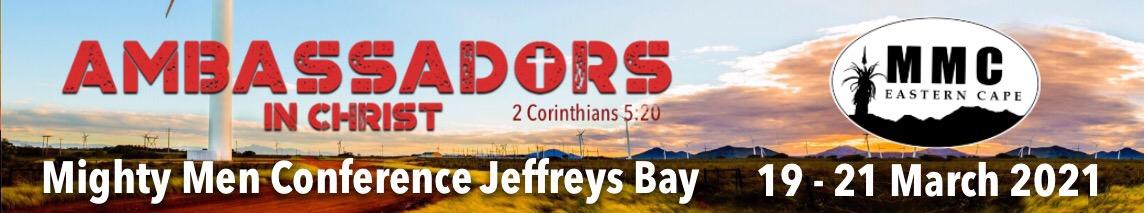 Mighty Men Jeffreys Bay Banner